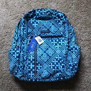 NWT Vera Bradley Grand Backpack